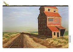 No Grain, No Train Carry-all Pouch