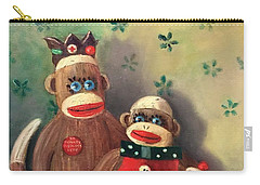 No Monkey Business Here 2 Carry-all Pouch