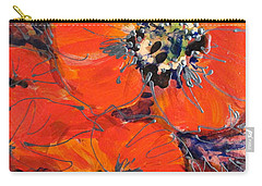 Magic Poppy Carry-all Pouch