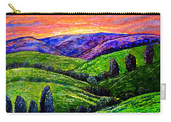 No Place Like The Hills Of Tennessee Carry-all Pouch