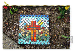 No Stepping Stone Carry-all Pouch by Marie Neder