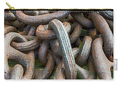 No Weak Links Carry-all Pouch by Brian Wallace