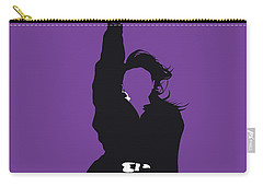 No091 My Janet Jackson Minimal Music Poster Carry-all Pouch