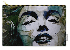 No10 Larger Marilyn  Carry-all Pouch by Paul Lovering