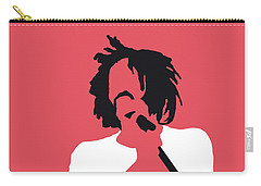 No102 My Counting Crows Minimal Music Poster Carry-all Pouch
