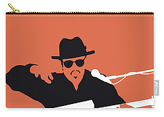 No103 My Bo Diddley Minimal Music Poster Carry-all Pouch