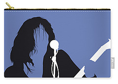 No128 My Neil Young Minimal Music Poster Carry-all Pouch