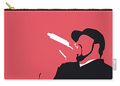 No132 My Ice Cube Minimal Music Poster Carry-all Pouch