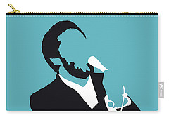 No135 My Al Green Minimal Music Poster Carry-all Pouch