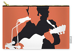 No143 My Don Mclean Minimal Music Poster Carry-all Pouch