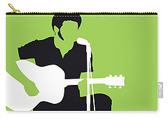 No156 My Bill Withers Minimal Music Poster Carry-all Pouch