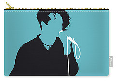 No165 My Simply Red Minimal Music Poster Carry-all Pouch