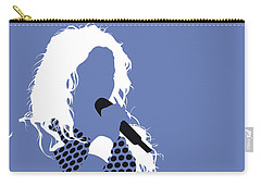 No168 My Shakira Minimal Music Poster Carry-all Pouch