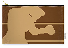 No174 My Raging Bull Minimal Movie Poster Carry-all Pouch