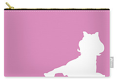 No26 My Minimal Color Code Poster Piggy  Carry-all Pouch