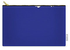 No27 My Minimal Color Code Poster Gonzo  Carry-all Pouch