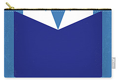 No291 My Matilda Minimal Movie Poster Carry-all Pouch