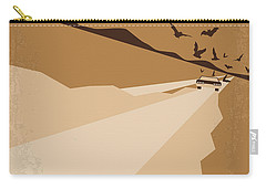 No293 My Fear And Loathing Las Vegas Minimal Movie Poster Carry-all Pouch by Chungkong Art