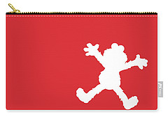 No30 My Minimal Color Code Poster Elmo Carry-all Pouch