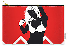 No304-2 My Sin City A Dame To Kill For Minimal Movie Poster Carry-all Pouch