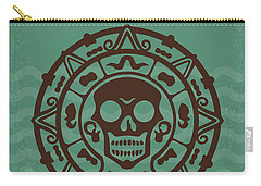 No494-1 My Pirates Of The Caribbean I Minimal Movie Poster Carry-all Pouch by Chungkong Art