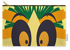 No589 My Madagascar Minimal Movie Poster Carry-all Pouch