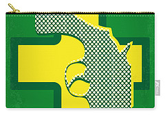 No628 My Drugstore Cowboy Minimal Movie Poster Carry-all Pouch