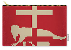 No666 My The Exorcist Minimal Movie Poster Carry-all Pouch