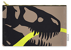 No672 My Night At The Museum Minimal Movie Poster Carry-all Pouch