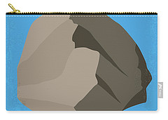 No695 My Armageddon Minimal Movie Poster Carry-all Pouch by Chungkong Art