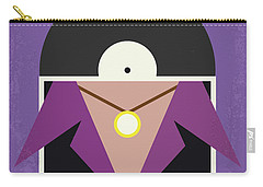 Carry-all Pouch featuring the digital art No750 My Empire Records Minimal Movie Poster by Chungkong Art