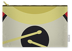 No761 My Whiplash Minimal Movie Poster Carry-all Pouch