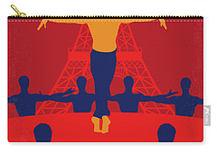 Carry-all Pouch featuring the digital art No771 My Les Uns Et Les Autres Minimal Movie Poster by Chungkong Art