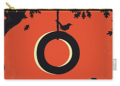 No844 My To Kill A Mockingbird Minimal Movie Poster Carry-all Pouch