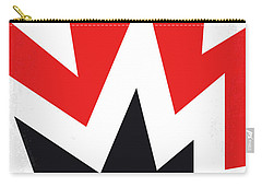 No876 My Valkyrie Minimal Movie Poster Carry-all Pouch