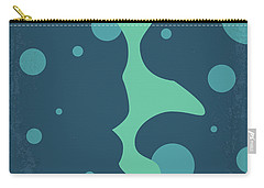 No902 My The Shape Of Water Minimal Movie Poster Carry-all Pouch