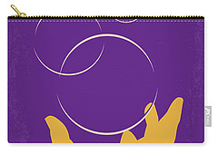 No928 My Labyrinth Minimal Movie Poster Carry-all Pouch