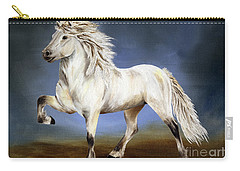 Nobility  Icelandic Horse Carry-all Pouch
