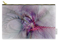 Nobility Of Spirit - Fractal Art Carry-all Pouch