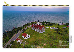 Nobska Point Lighthouse Carry-all Pouch