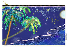 Noche Tropical Carry-all Pouch