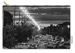 Noir City Carry-all Pouch by Beto Machado