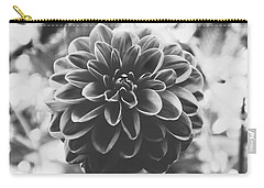 Noir Dahlia  Carry-all Pouch