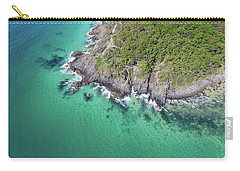 Carry-all Pouch featuring the photograph Noosa National Park by Keiran Lusk