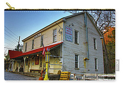 Nora Grist Mill Carry-all Pouch by Barbara Bowen