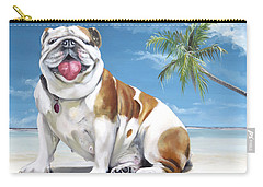 Norma Jean The Key West Puppy Carry-all Pouch