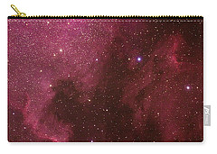 North American And Pelican Nebulas Carry-all Pouch