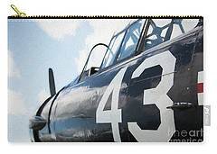 North American Harvard Carry-all Pouch