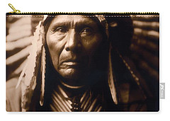 North American Indian Series 2 Carry-all Pouch