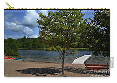 North Bar Lake Canoes Carry-all Pouch